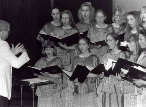 Concert, mid-90s