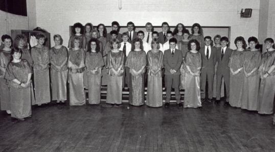 Formal Uniform 1988