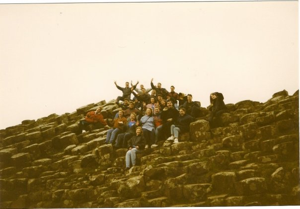 Giant's Causeway, early 90s