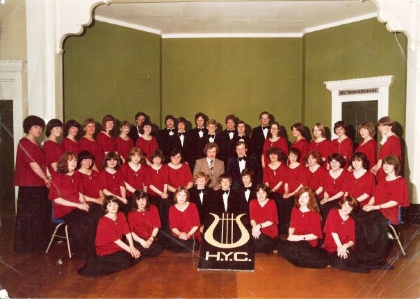 The HYC in 1979