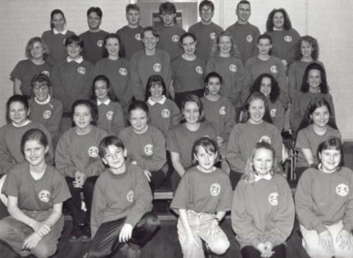 Informal Uniform 1993