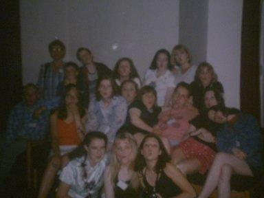 Loughborough, mid-90s