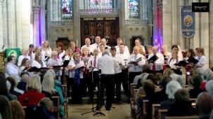 XHYC Concert at St Hilda's, September 2018